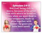 Answers Bible Curriculum Grades 2-5 Unit 11 Memory Verse Posters (2nd Edition)