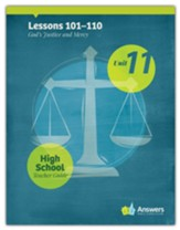 Answers Bible Curriculum High School Unit 11 Teacher Guide (2nd Edition)