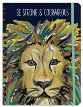 2020 Be Strong and Courageous Planner