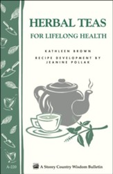 Herbal Teas for Lifelong Health (A-220)