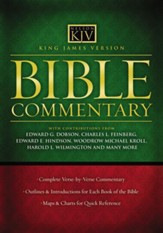 King James Version Commentary - eBook