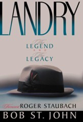 Landry: The Legend and the Legacy - eBook