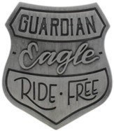 Ride Free, Guardian Eagle Visor Clip
