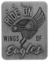 Ride On Wings of Eagles, Guardian Eagle Visor Clip
