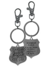 Ride Free, Guardian Eagle Keyring