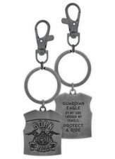 Born To Ride, Guardian Eagle Keyring