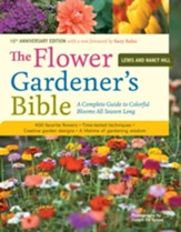 The Flower Gardener's Bible Paperback