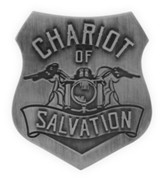 Chariot Of Salvation Visor Clip