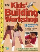 Kids' Building Workshop Softcover