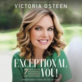 Exceptional You! Unabridged Audio CD - Slightly Imperfect
