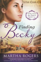 Finding Becky - eBook