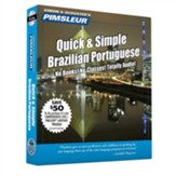 Quick & Simple Portuguese (Brazilian) CD's