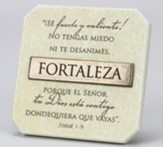 Fortaleza, Placa Esculpida  (Strength, Sculpted Plaque)