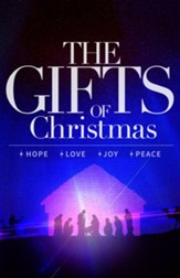 The Gifts of Christmas Advent Bulletins, 100