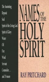 Names of the Holy Spirit - eBook