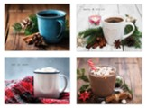 Cup of Joy Christmas Cards, Box of 12