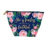 She is Fearless Pouch, Floral