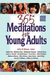 365 Meditations for Young Adults by Young Adults - eBook