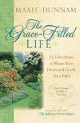 The Grace-Filled Life: 52 Devotions to Warm Your Heart and Guide Your Path - eBook
