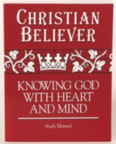 Christian Believer - Study Manual - eBook