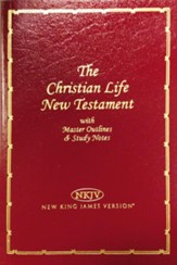 NKJV The Christian Life New Testament, Case of 48