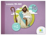Answers Bible Curriculum PreK-1 Unit 16 Flip Chart (2nd Edition)