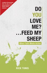 Do You Love Me? Feed My Sheep - eBook