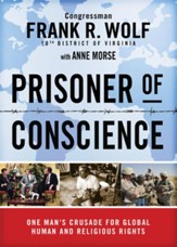 Prisoner of Conscience: One Man's Crusade for Global Human and Religious Rights - eBook