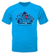 Mystery Island: Everyone T-Shirt, Youth Medium
