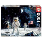First Men on the Moon Puzzle, 1000 Pieces