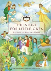 The Story for Little Ones - eBook