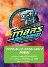 To Mars and Beyond: Mega Media Pak