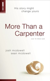 More Than a Carpenter - eBook