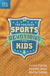 The One Year Sports Devotions for Kids - eBook