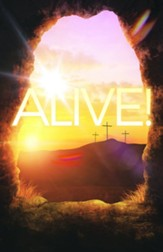 Alive Sunrise Tomb Bulletins, 100