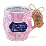 Ceramic Mug-Pretty Prints-Better Place