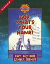 God, What's Your Name? - eBook