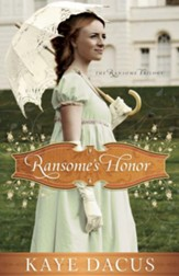 Ransome's Honor - eBook