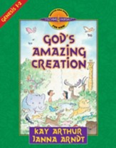 God's Amazing Creation: Genesis, Chapters 1 and 2 - eBook