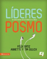 Lideres Posmo: A Whole Year with the Heroes of the Bible - eBook