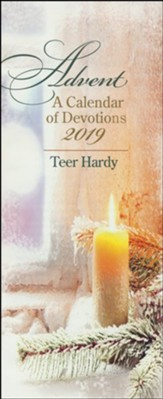 Advent: A Calendar of Devotions 2019, Pack of 10
