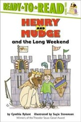 Henry and Mudge and the Long Weekend - eBook
