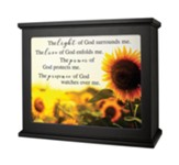 The Light of God Surrounds Me Light Box