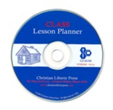 Class Lesson Planner on CD-ROM
