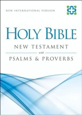 NIV New Testament with Psalms and Proverbs / Special edition - eBook