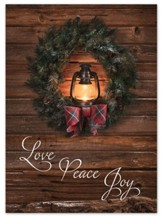 Light of Christmas Christmas Cards, Box of 12