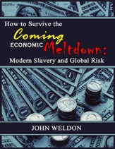 How to Survive the Coming Economic Meltdown: Modern Slavery and Global Risk - eBook