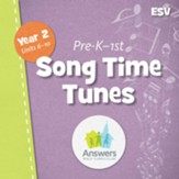 Song Time Tunes CD 10 Pack (Year 2; Units 6-10; Grades PreK-1; Contemporary)