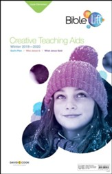 Bible-in-Life: Upper Elementary Creative Teaching Aids, Winter 2019-20