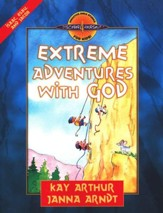 Extreme Adventures with God: Isaac, Esau, and Jacob - eBook